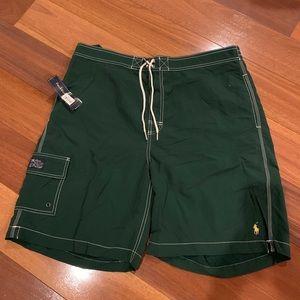 Men's Polo swim trunks
